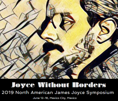 Joyce Without Borders poster